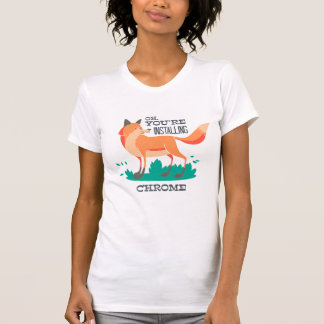 Foxed T-Shirt