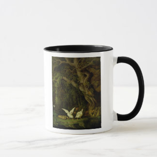 Foxes and Geese Mug