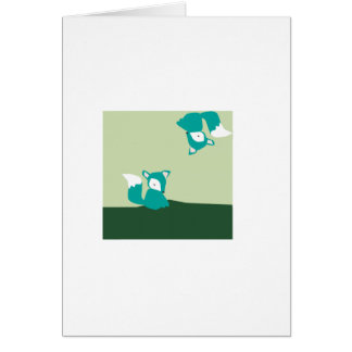 Foxes Cards