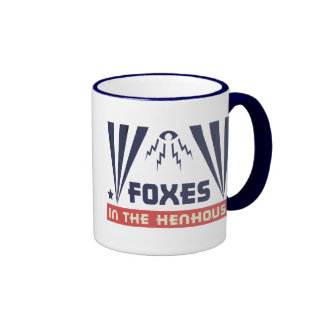 Foxes in the Henhouse Coffee Mug