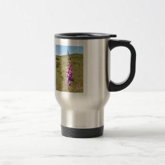 Foxglove View Of Haytor Travel Mug