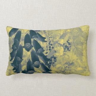 Foxgloves in Disguise Lumbar Cushion