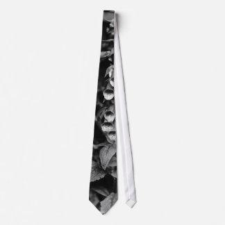 Foxgloves Tie