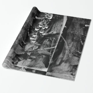 Foxgloves Wrapping Paper