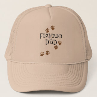 Foxhound Dad Trucker Hat