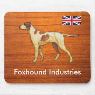 Foxhound Industries Mouse Mat
