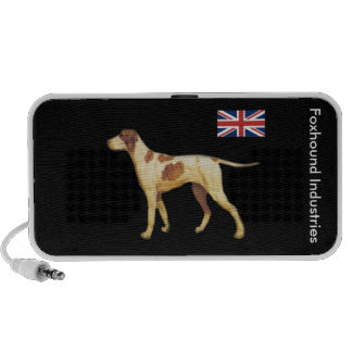Foxhound Industries Portable Speaker