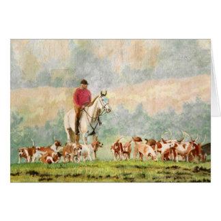 Foxhunt Card