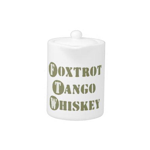 Foxtrot Tango Whiskey