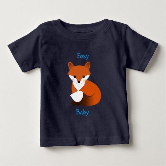 Foxy Baby Baby T-Shirt