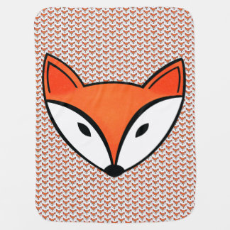 Foxy Baby Blanket
