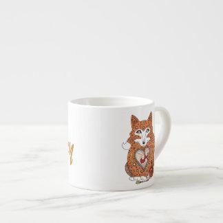 Foxy Expresso Mug Espresso Cup