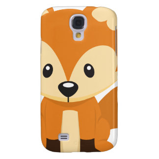 Foxy fox galaxy s4 case