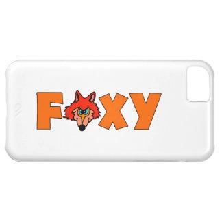 Foxy Fox iPhone 5C Case