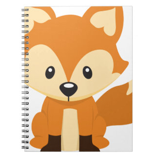 Foxy fox note book
