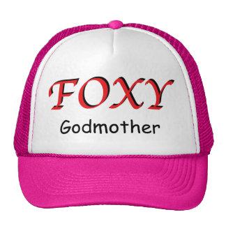 Foxy Godmother Hat
