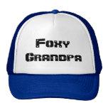 Foxy Grandpa Mesh Hat