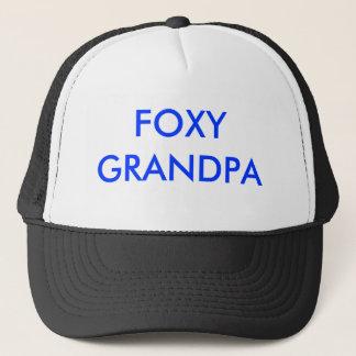 FOXY GRANDPA TRUCKER HAT