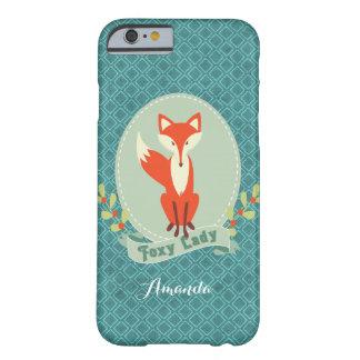 Foxy Lady Argyle iPhone 6 Case