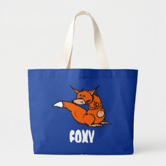 Foxy Large Tote Bag