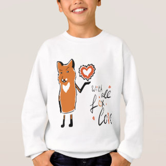 Foxy Love Sweatshirt
