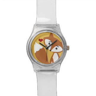 Foxy Love Watch