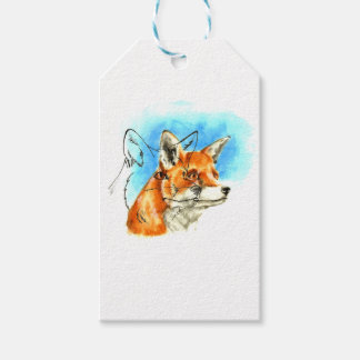foxyfoxiness gift tags