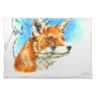 foxyfoxiness placemat