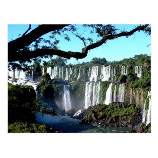 Foz do Iguaçu / Iguazu Falls Postcard