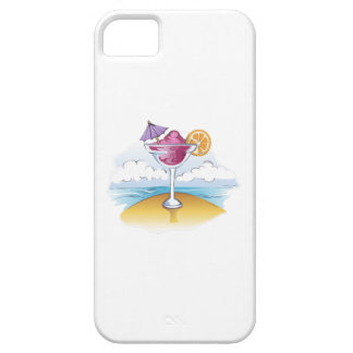 FOZEN DRINK ON THE BEACH iPhone 5 CASES