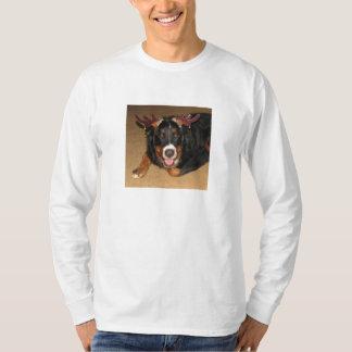 FPG Xmas Bernese - Long T Tee Shirts