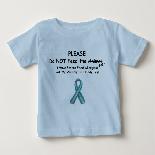 FPIES Awareness Tshirt