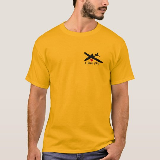 FPV Flying t-shirt