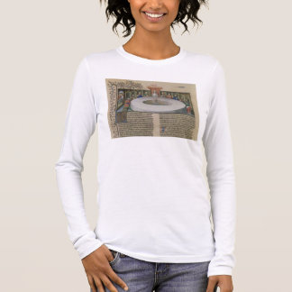 Fr.120 f.524v The Knights of the Round Table from Long Sleeve T-Shirt