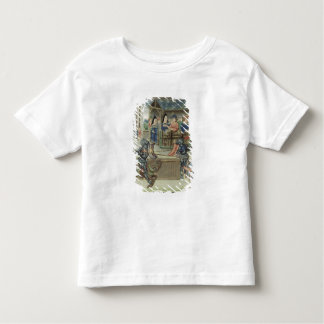 Fr.16830 f.16v Chronicle of Jacques de Lalain (vel Toddler T-Shirt