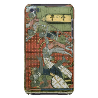 Fr 22495 f.36r ack on a town, from Le Roman de iPod Touch Case-Mate Case