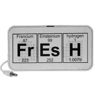 Fr-Es-H (fresh) - Full iPod Speaker