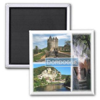 FR * France - Dordogne Magnet