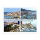 FR France - French Riviera - Côte d'Azur - Postcard