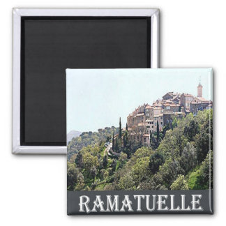 FR - France - French Riviera - Ramatuelle Magnet
