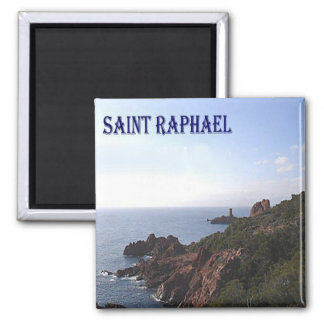 FR - France - French Riviera - Saint Raphael Magnet