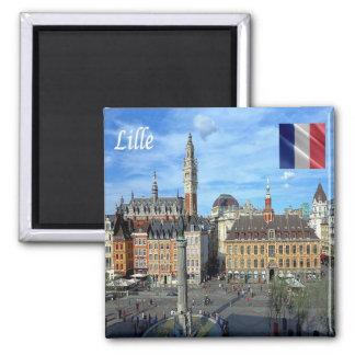 FR - France - Lille Magnet