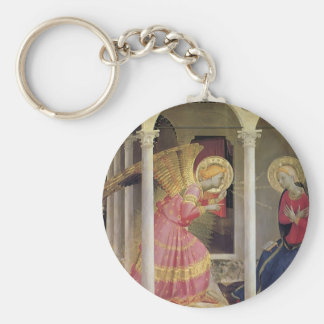 Fra Angelico- Annunciation Key Chain