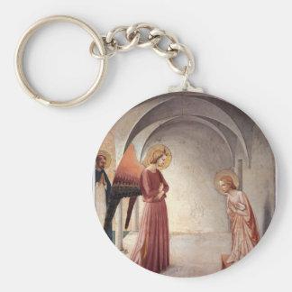 Fra Angelico- Annunciation Keychains