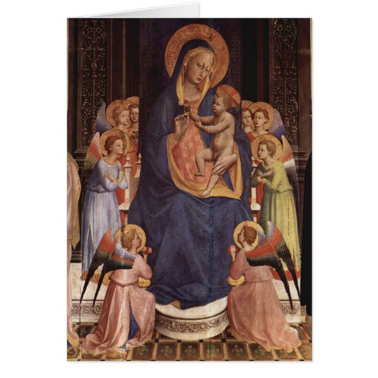 Fra Angelico Art Card