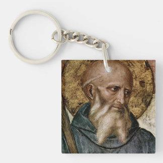 Fra Angelico Art Acrylic Key Chain