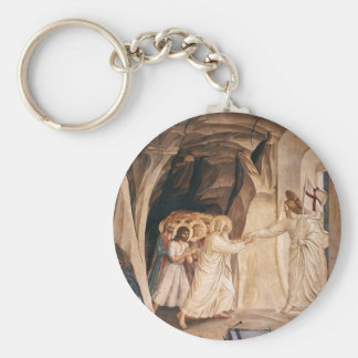 Fra Angelico- Christ in Limbo Keychains