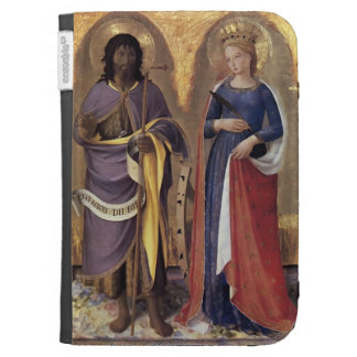 Fra Angelico- Perugia Altarpiece (right panel) Kindle 3 Cases