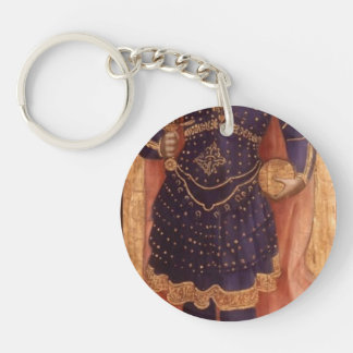 Fra Angelico- St Michael Acrylic Keychains