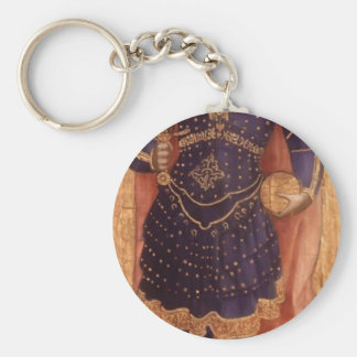 Fra Angelico- St. Michael Keychain